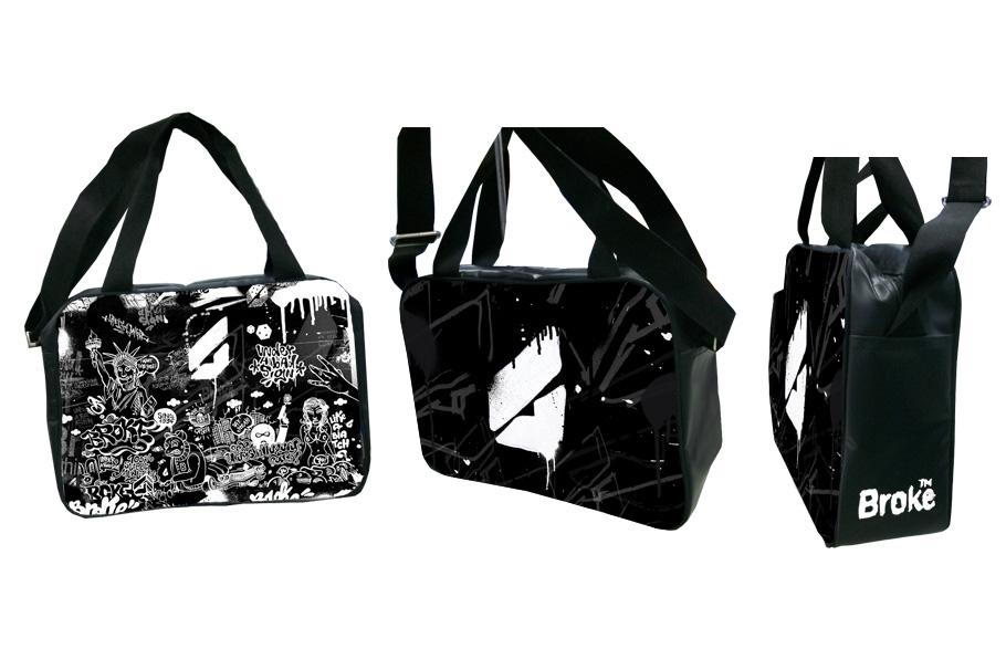 BROKE PVC BAG