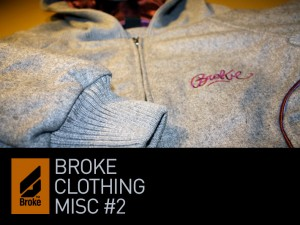 BROKE CLOTHING MISC #2