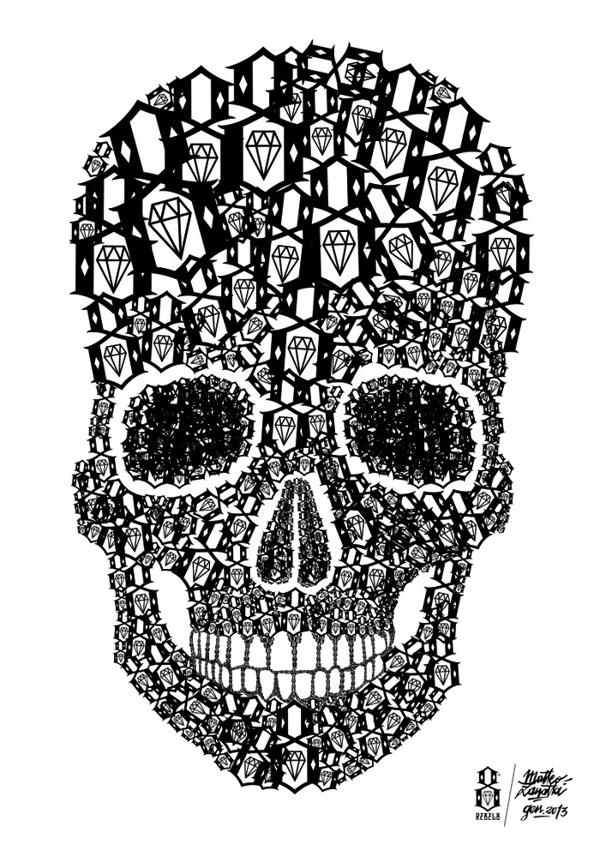 matteozanatta-Skull 8-2