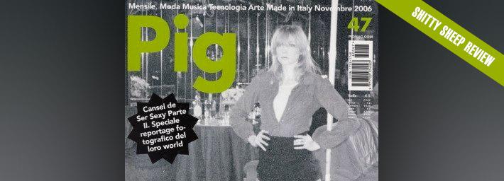 Pig magazine (2006)