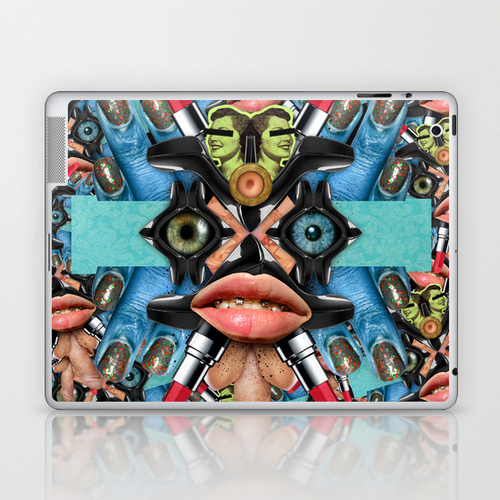 LAPTOP SKINS-IPAD