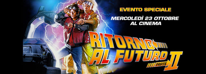 Back to the Future 2 – The gathering