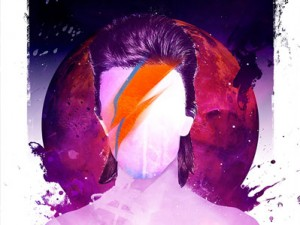 THERE'S LIFE ON MARS.   DAVID BOWIE TRIBUTE