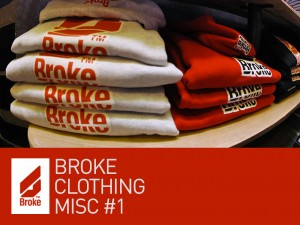 BROKE MISC #01