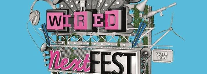 Wired Next Fest in Milan