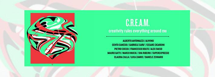 C.R.E.A.M. @ SPAZIO CONCEPT MILANO