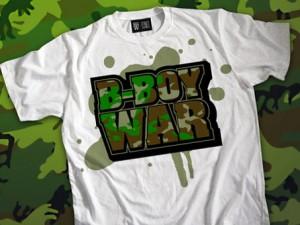 B-BOYS IN ACTION / B-BOY WAR
