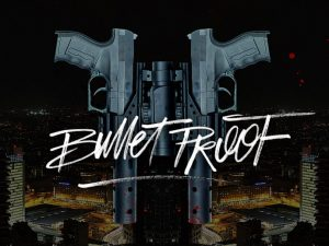 BULLET PROOF COVER ALBUM